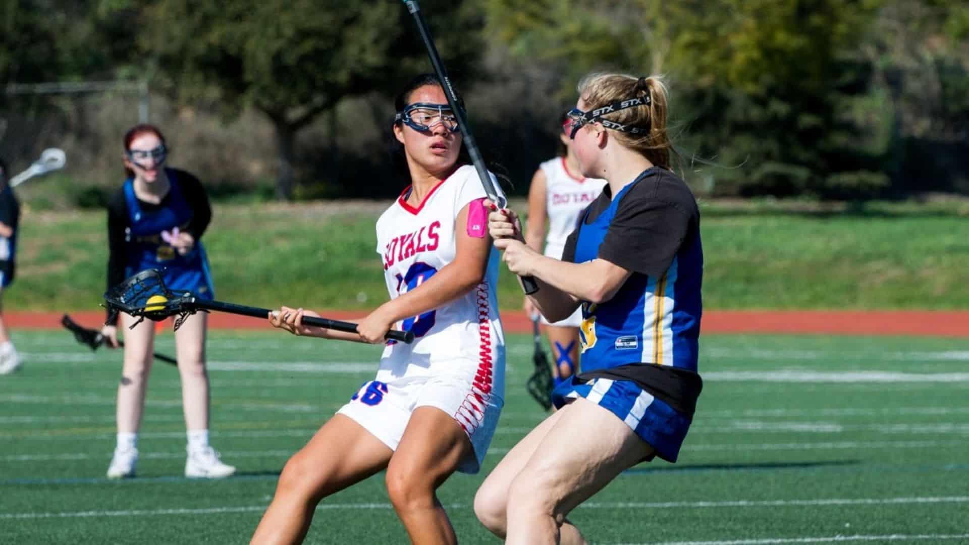Aubrey Sturgeon, San Marcos Girls Lacrosse