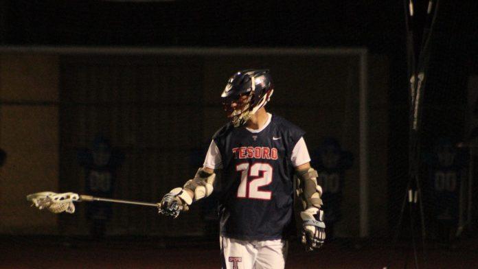 Cole Pollard, Tesoro Lacrosse