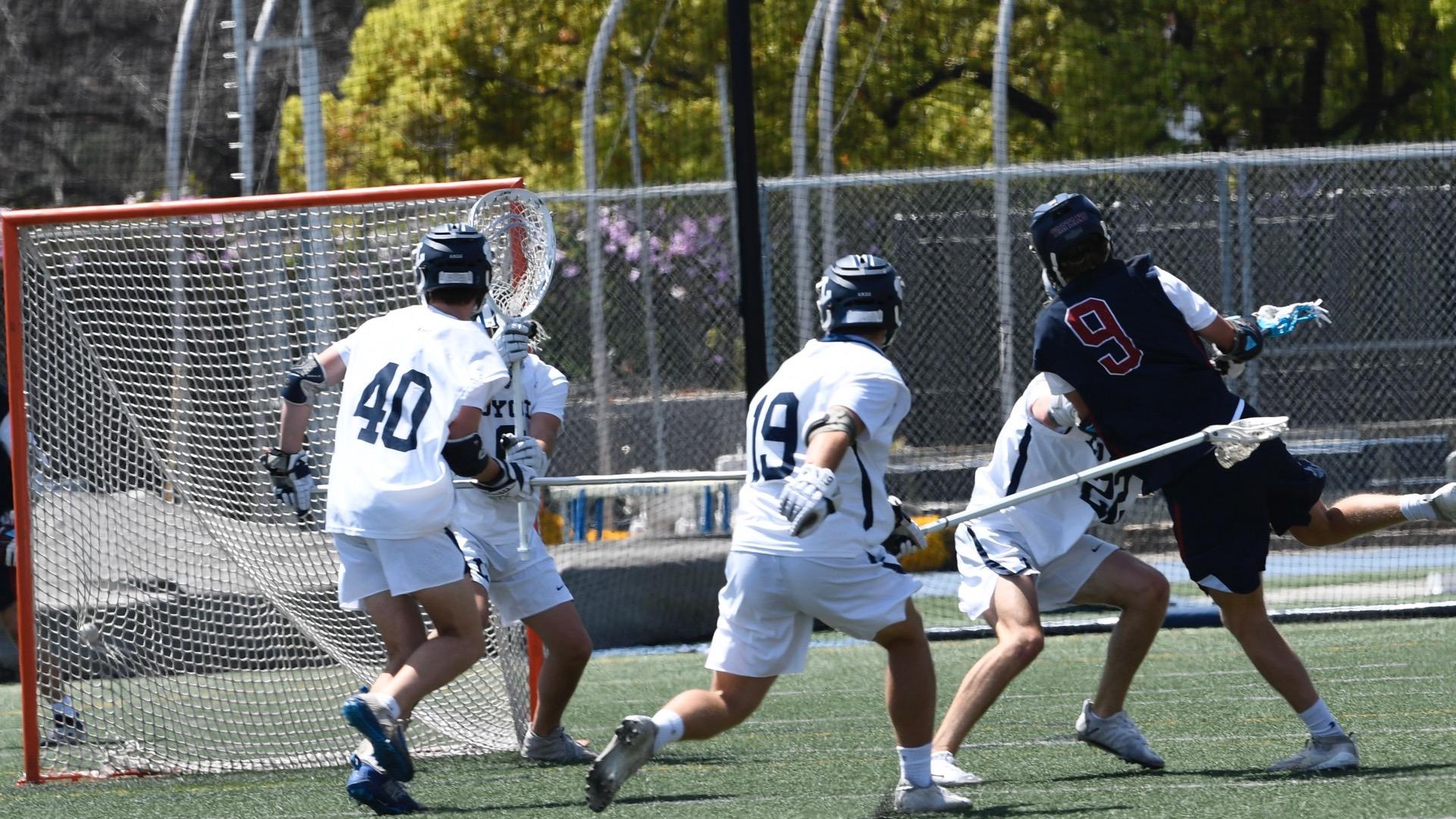 Matt Groeninger. St. Margaret's boys lacrosse