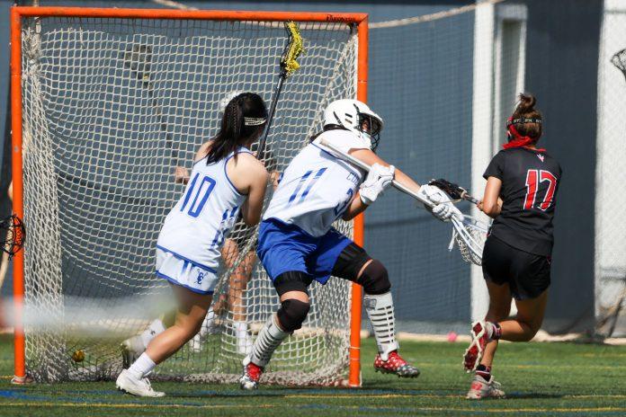 Harper Skeie, Palos Verdes girls lacrosse
