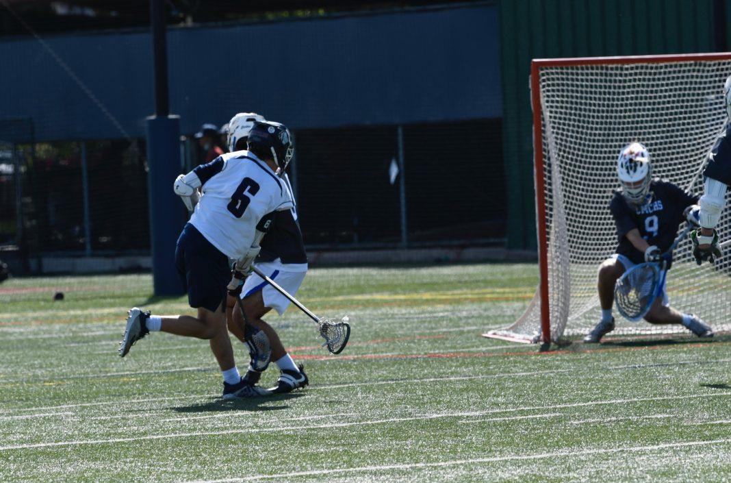 Owen Binder, St. Margaret's boys lacrosse