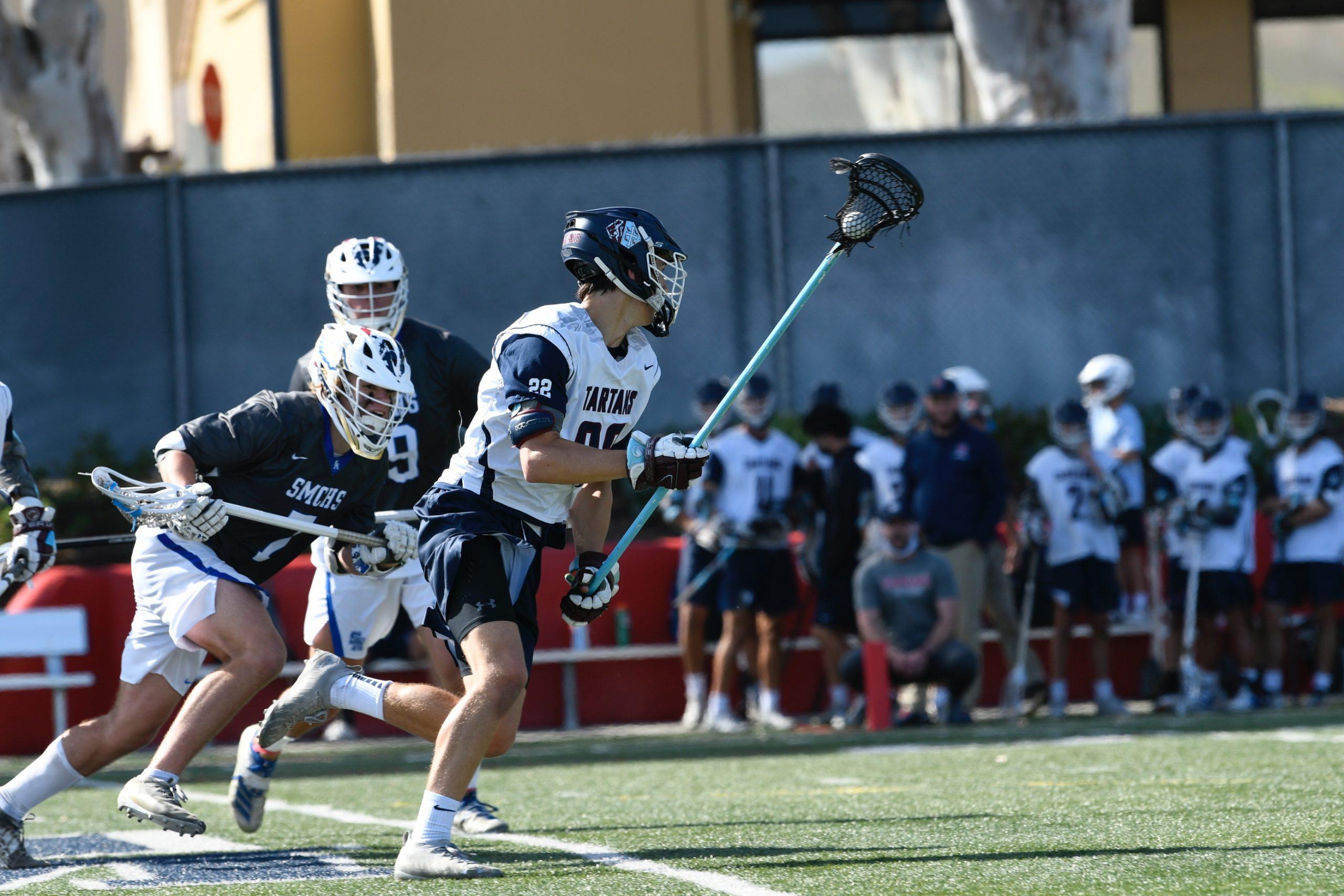 Hayden Chester, St. Margaret's boys lacrosse