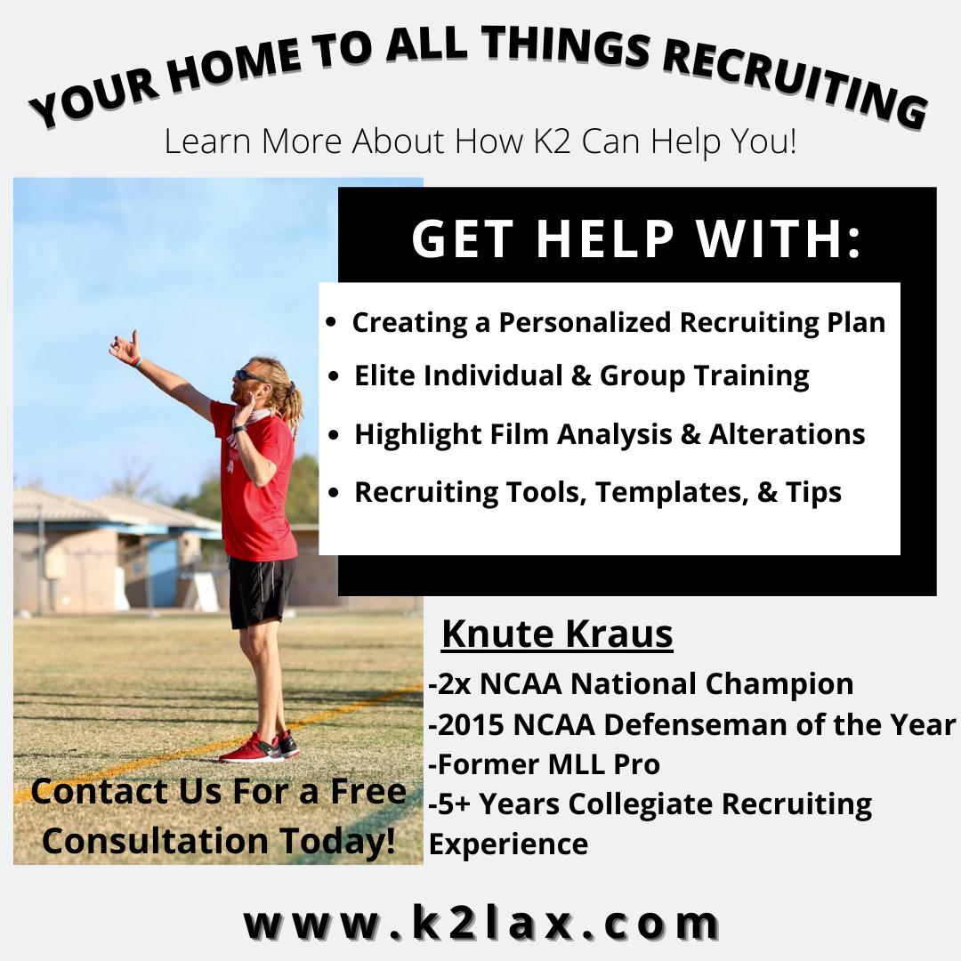 K2 Recruiting Knute Kraus