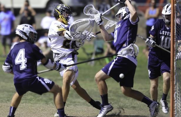 Ellis Geis Foothill lacrosse Denver lacrosse
