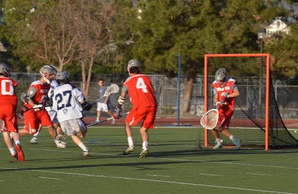 Harrison Evans will play Divsion 2 lacrosse at Colorado Mesa