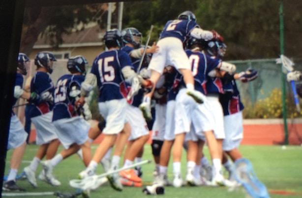 St. Margaret's boys' lacrosse