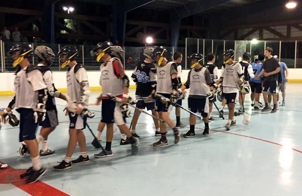 L.A. Box Lacrosse League