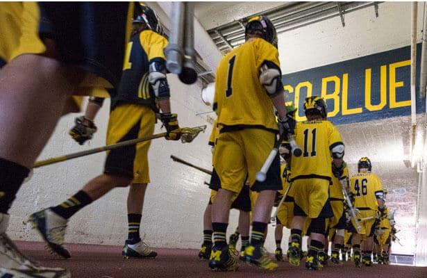 Michigan lacrosse, Orange County Winter Invitational