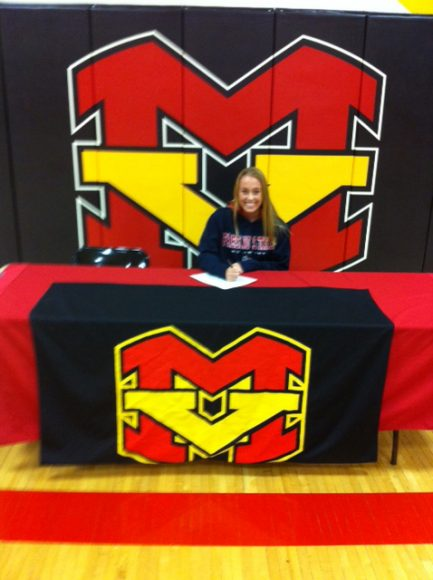 Shelley Cummings will play at Fresno State next year.