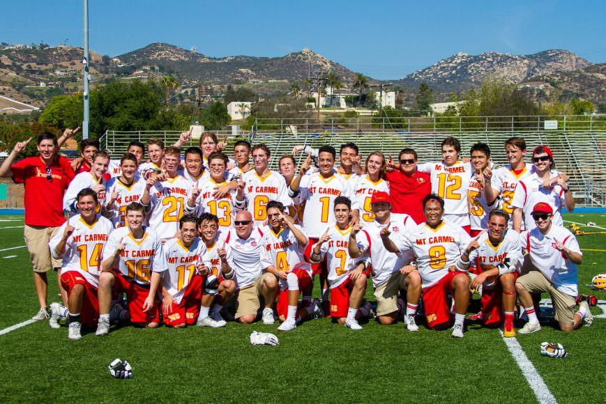 Mt. Carmel lacrosse