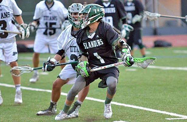 Anthony Demaio, Coronado lacrosse