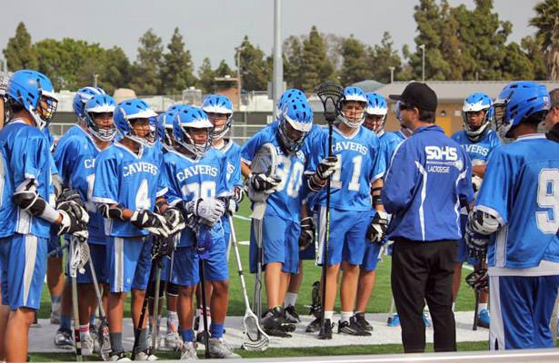 Deron Ambler and San Diego High School 2015