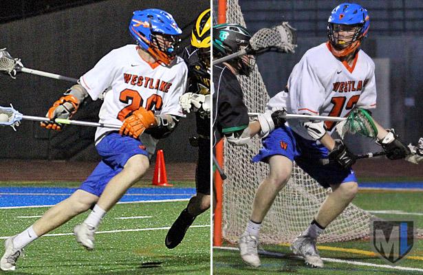 Westlake 2016 preview: Spencer Tyoran and Brett Reilly