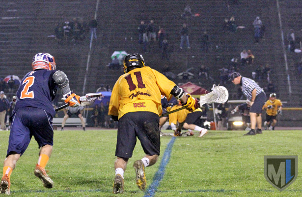 USC vs. CSU Fullerton at Royal HS, 2014