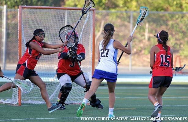 Glendale girls lacrosse