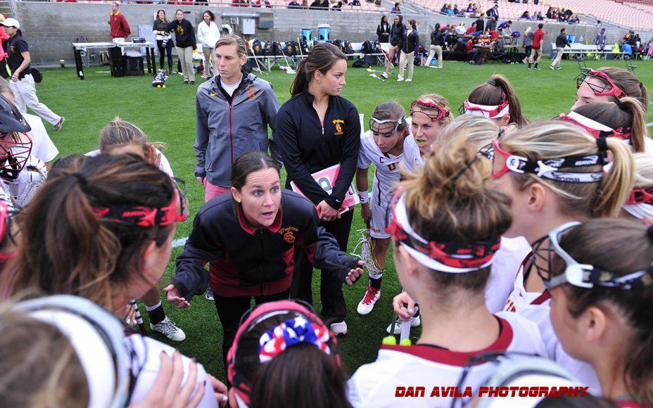 Lindsey Munday, USC Lacrosse