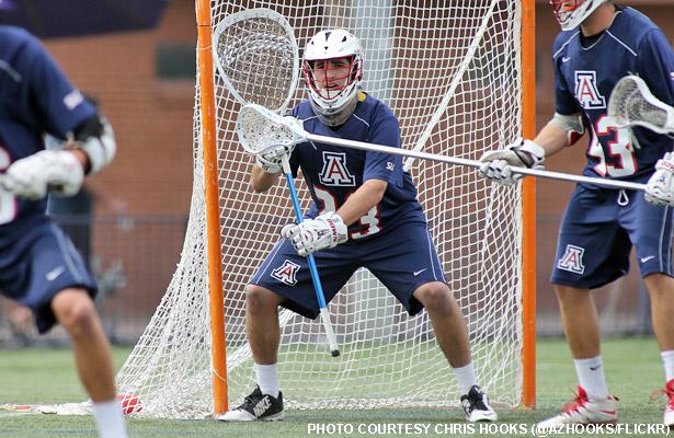 Tanner Knego, Arizona lacrosse