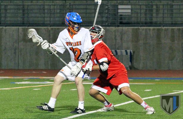 Brett Reilly, Westlake, vs. Shane Sharp, Palos Verdes