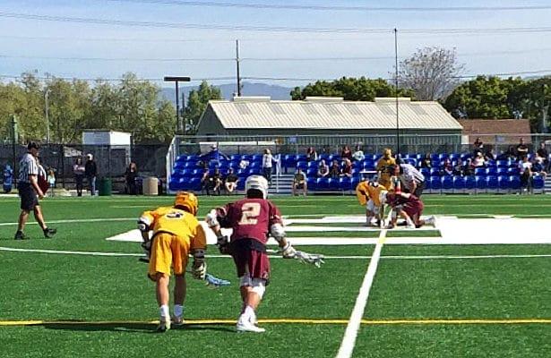 Bishop's vs. Oak Ridge at Bellarmine (San Jose)
