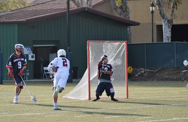 Nick Shanks, St, Margaret's lacrosse, Great Oak Lacrosse