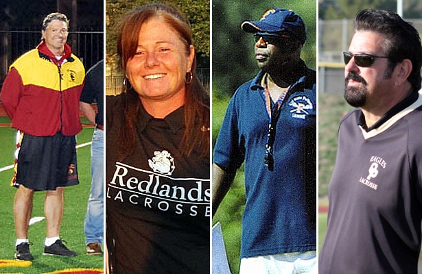 2016 Greater LA US Lacrosse Hall of Fame inductees