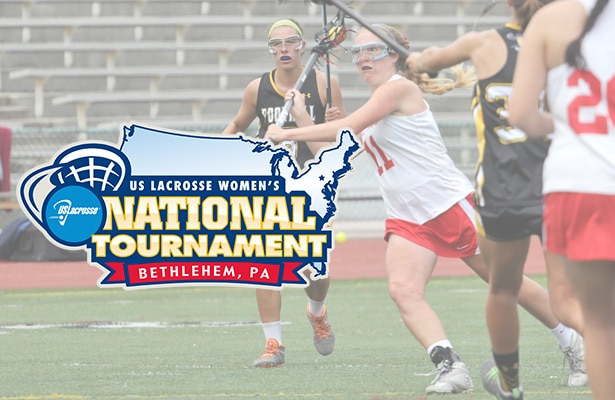 US Lacrosse Girls National tryout