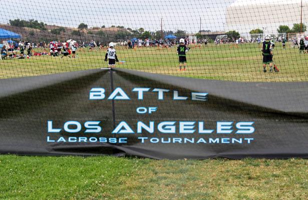 Battle of L.A. tournament
