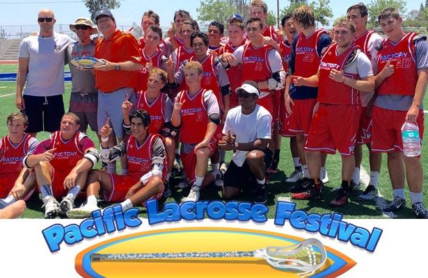 Factory Elite, Pacific Lacrosse Festival