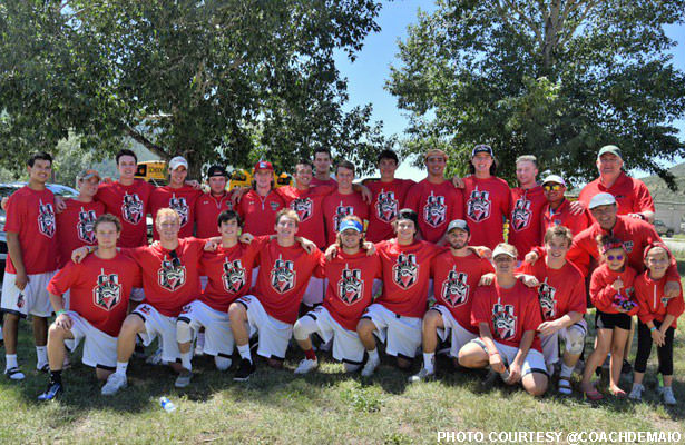 Red Bandanas Lacrosse, Tom DeMaio