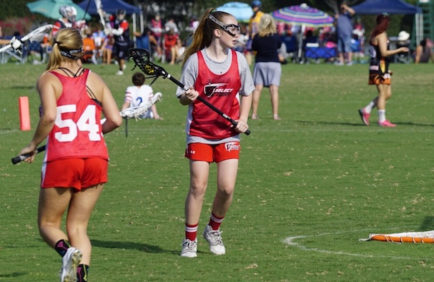 Campbell Case, Victory Girls' Lacrosse, St. Margaret's Girls Lacrosse, Under Armour