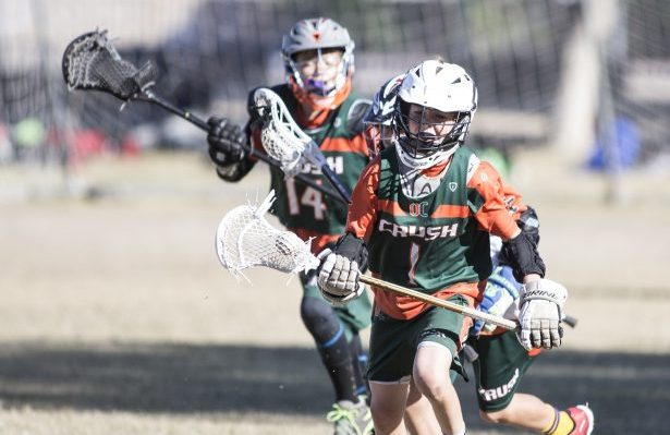 Crush Lacrosse Club, Palm Desert Lacrosse Classic, boys' youth lacrosse rules