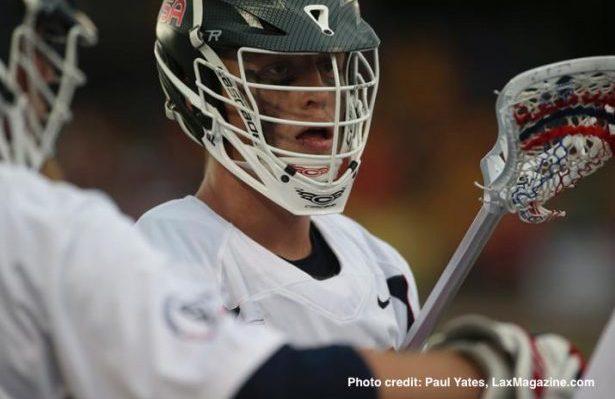 Hugh Crance, Corona del Mar Boys Lacrosse, Team USA U-19