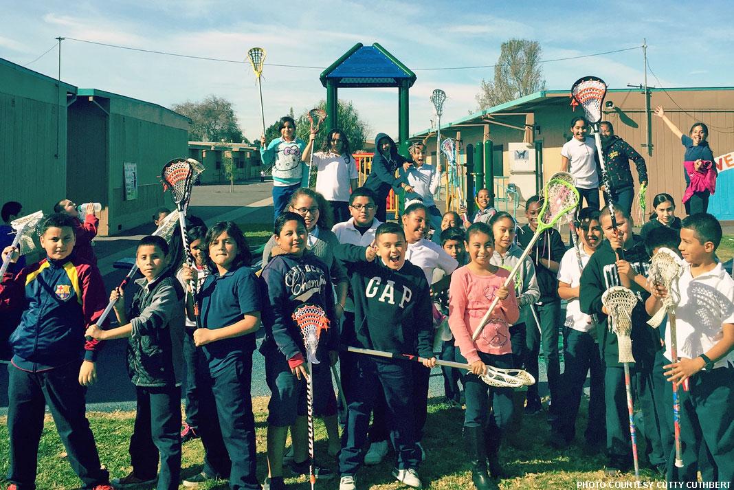 Foster Elementary School, Compton