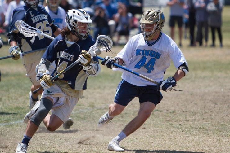 Corona del Mar Boys Lacrosse Defenseman Brennan Greenwald is committed to Drexel