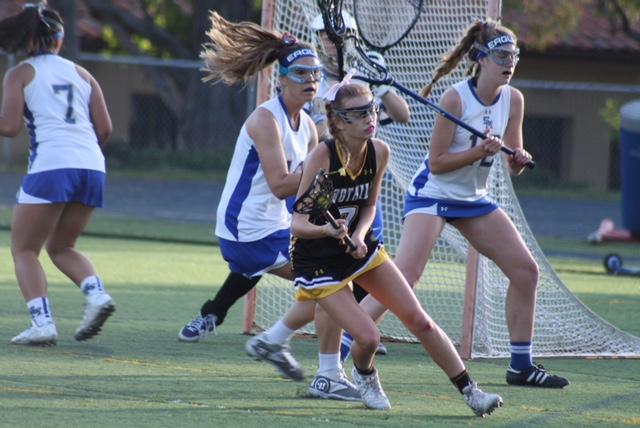 Foothill junior Lauren Kilger commits to San Diego State Women's Lacrosse