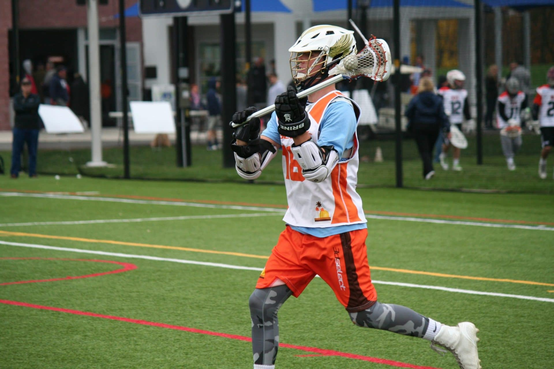 Del Norte sophomore Luke Welch commited to Marquette Men's Lacrosse