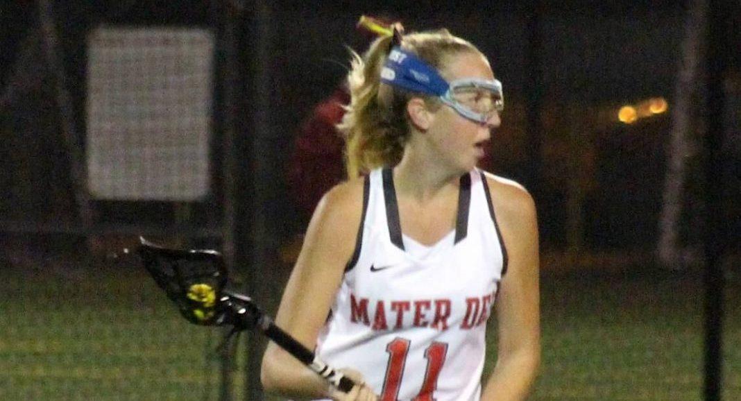 Mater Dei senior Maddie Hooks committed to Butler Women's lacrosse