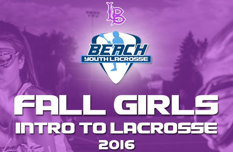 Long Beach Youth Lacrosse Fall Girls Intro