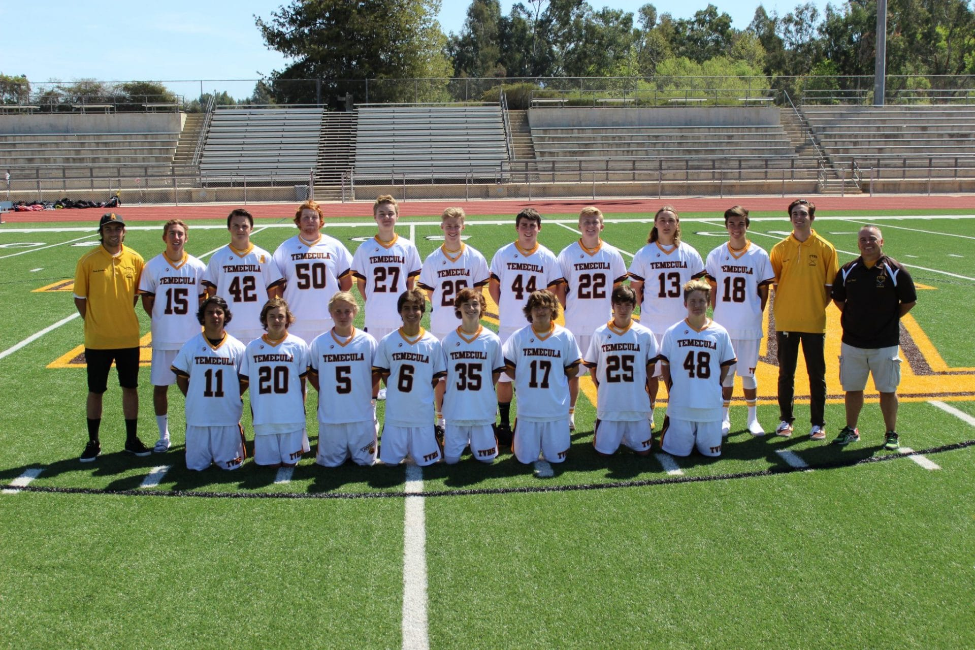 Temecula Valley Boys Lacrosse