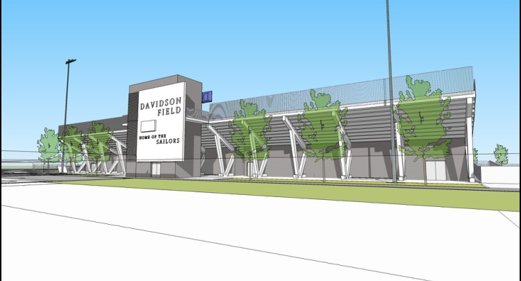 Newport Harbor Girls' Lacrosse is hopeful their new home field will be ready for 2017