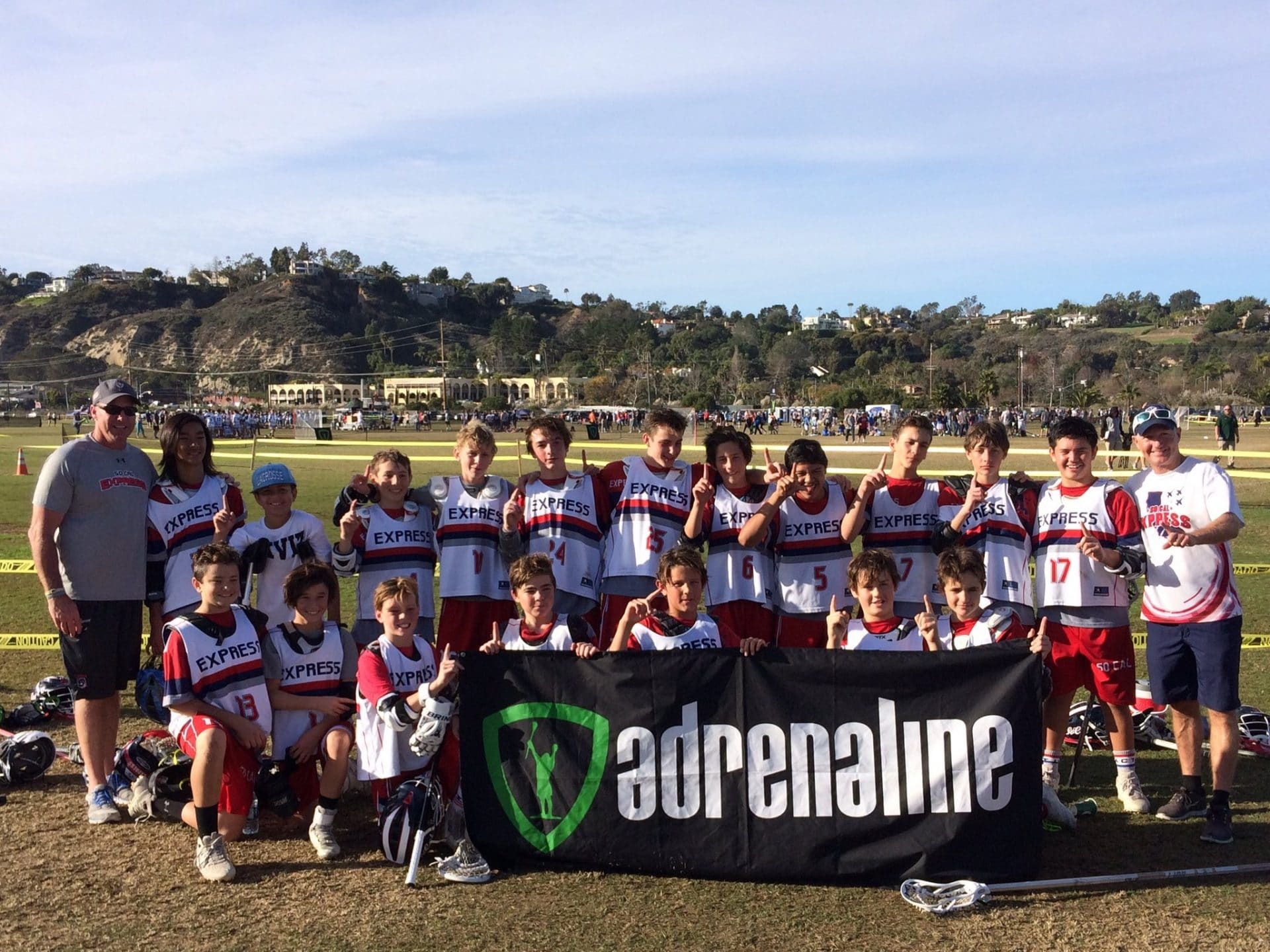 SoCal Express 2022 wins the Adrenaline Challenge