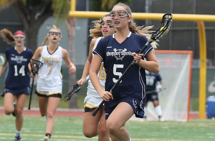 Adena Rothbard of Newport Harbor has committed to the University of New Hampshire.