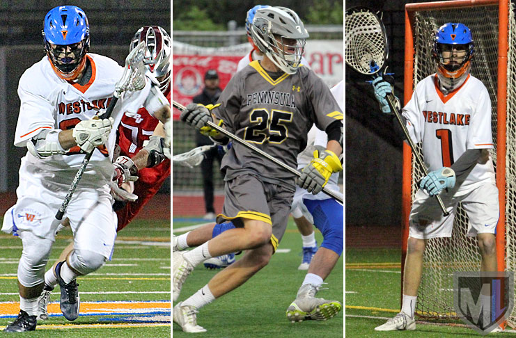 Senior Specialists: Kitt Stoddard, Westlake; Scott Phillips, Peninsula; Matt Kilkeary, Westlake.