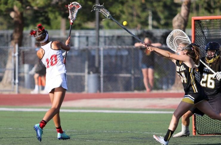 Emily Maahs, Mater Dei Girls Lacrosse