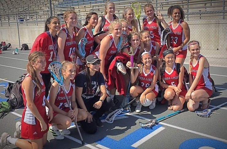 Yorba Linda Girls Lacrosse