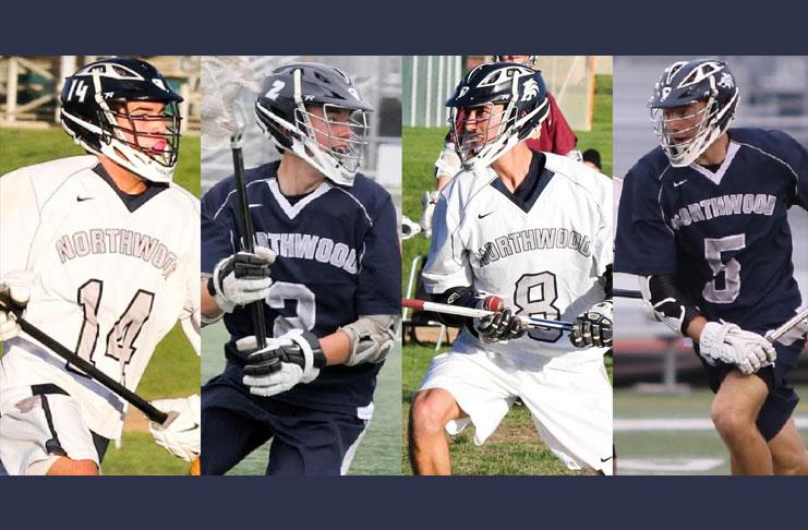 Northwood Boys Lacrosse Captains