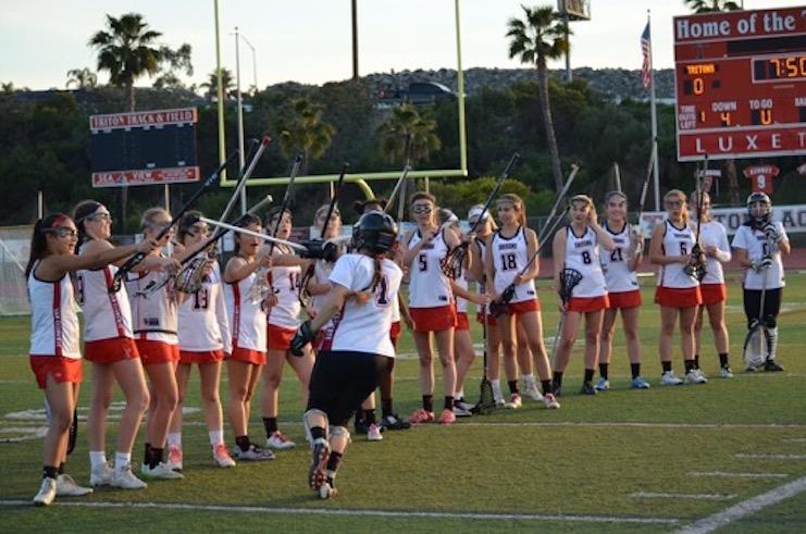 San Clemente Girls Lacrosse