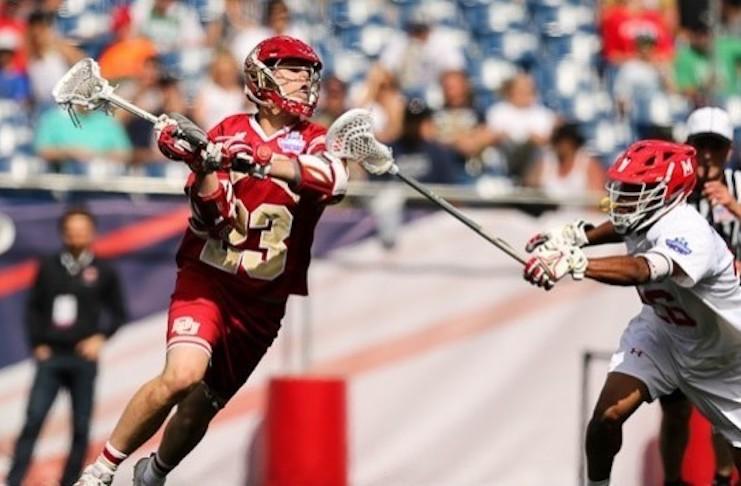 Nate Marano Denver Men's Lacrosse