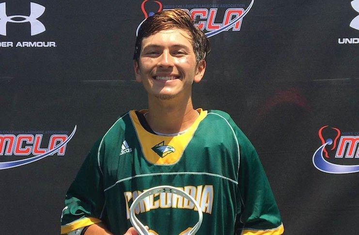 Brandon Mayo, Concordia Lacrosse