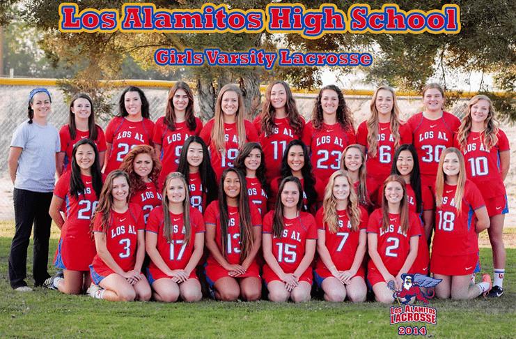 Los Alamitos Girls Lacrosse